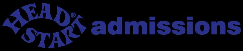 Head Start Admissions Logo